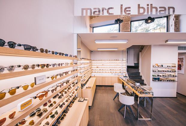 7e56c4110cc86 Marc Le Bihan   l opticien mise sur l exclusivité - Beau Parleur